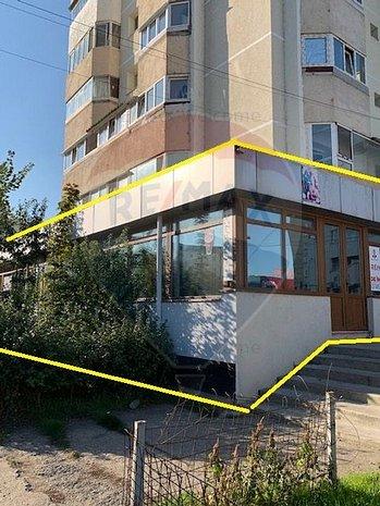 Spatiu comercial 130 mp str Stefan cel Mare - imaginea 1
