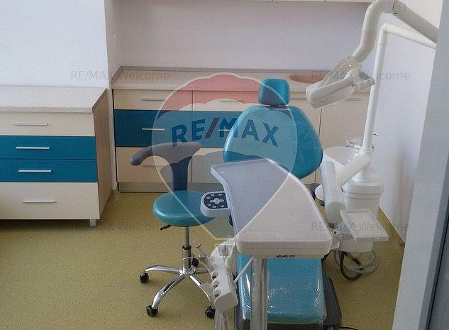 Cabinet medical de stomatologie dotat, ultracentral - imaginea 1