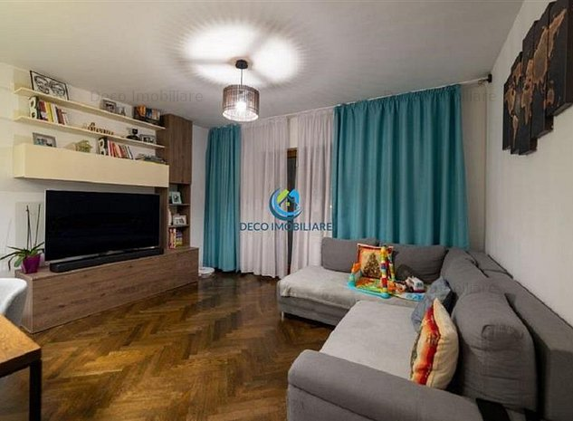 Vanzare Apartament 3 camere modern cu 2 balcoane in Manastur, zona Big - imaginea 1