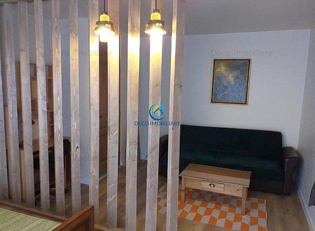Apartament cu 1 camera confort sporit,renovat, prima inchiriere, Calea Manastur, - imaginea 1