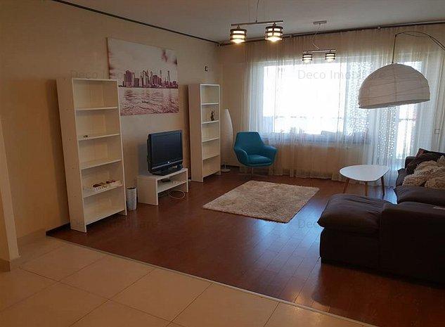 Vanzare Apartament 3 camere in Centru, strada Dorobantilor, garaj subteran - imaginea 1