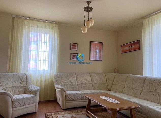 Apartament 3 camere confort lux in Manastur, cu garaj si parcare, zona Minerva - imaginea 1