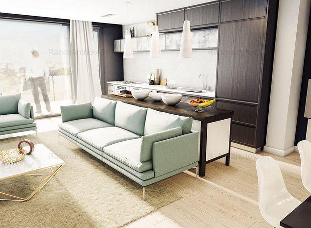 Apartament 3 camere - Rahmaninov 38 - Vedere Parcul Verdi - imaginea 1