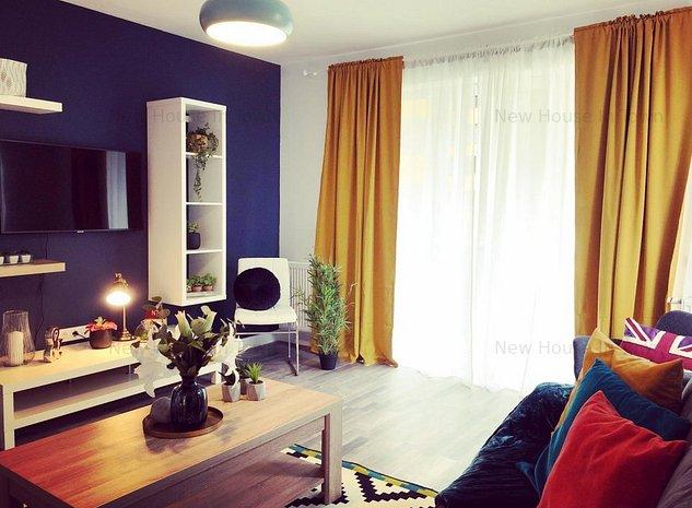 Apartament 2 camere + birou de vanzare in Avantgarden3 - imaginea 1