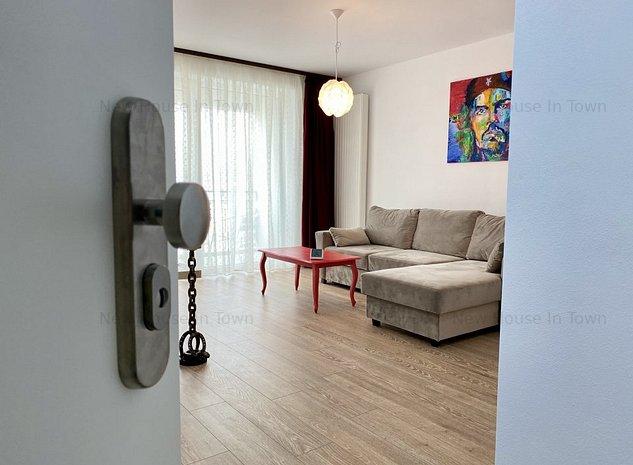 Apartament cu 2 camere de inchiriat in Coresi Avantgarden - imaginea 1