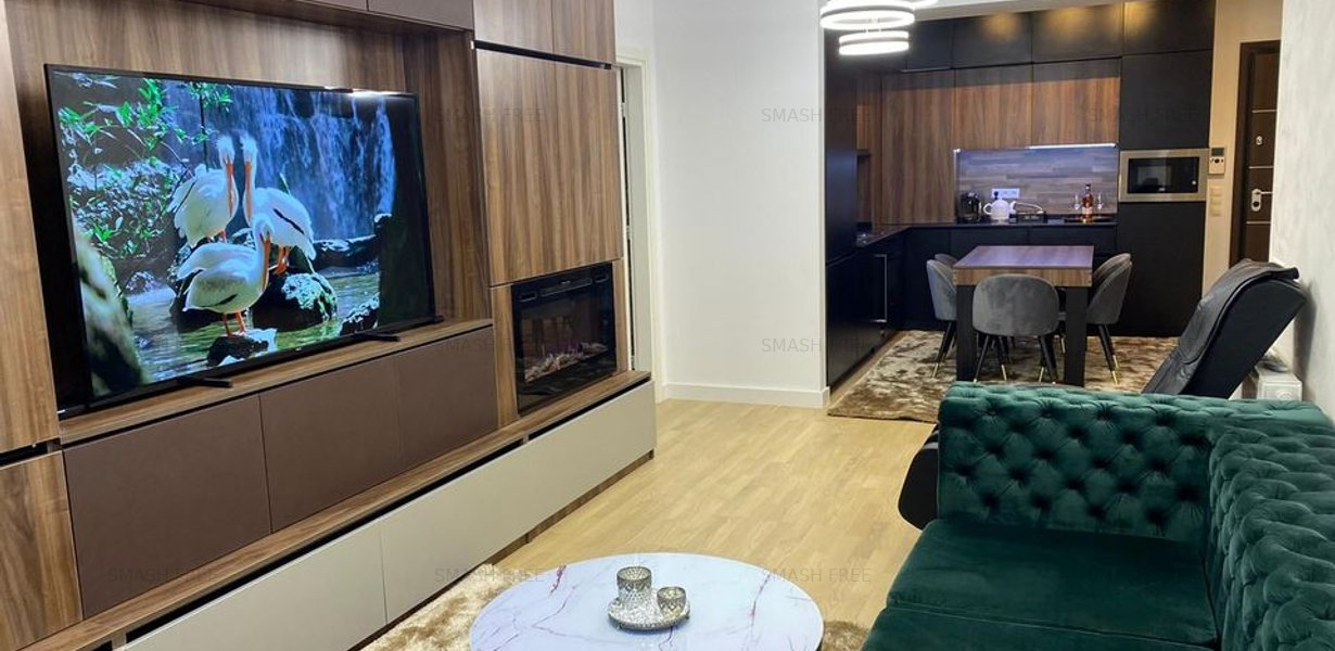 Apartament exclusivist Smart Home 95.29 mp in complex Upground - imaginea 2