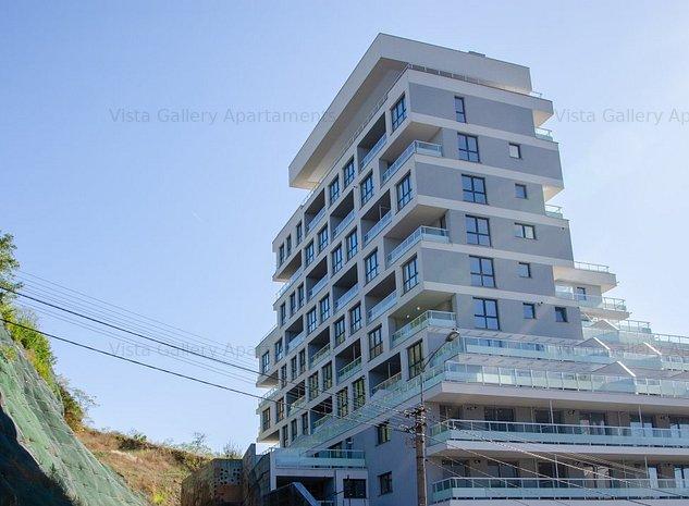Vista Gallery Apartments! Vanzare apartament 2 camere orientare vestica - imaginea 1