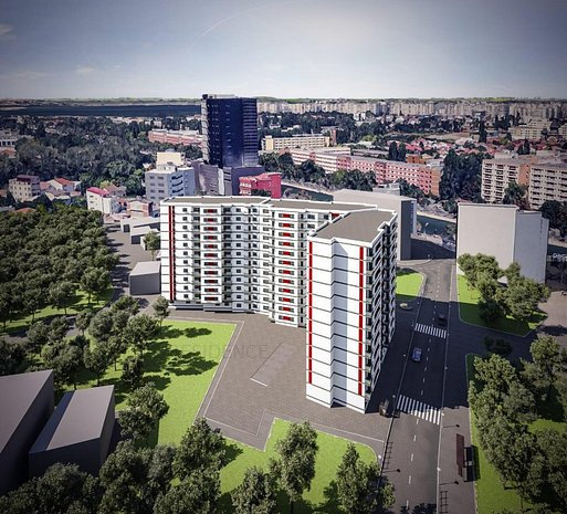 Apartament cu 2 camere in zona Politehnica, comision 0%, Direct Dezvoltator - imaginea 1