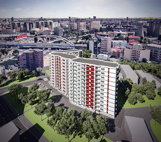 Direct dezvoltator, Apartament 2 camere , 52mp utili, Grozavesti/Politehnica - imaginea 1