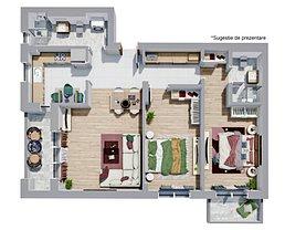 Apartament de vânzare 3 camere, în Târgu Mureş, zona Libertăţii