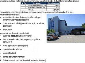 Spaţiu industrial în Bucuresti, Pantelimon