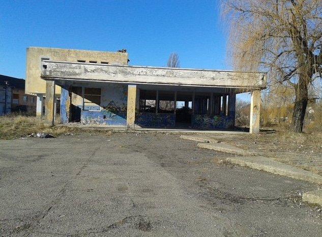 Teren intravilan autogara Caransebes, str. Splaiul Sebesului - imaginea 1