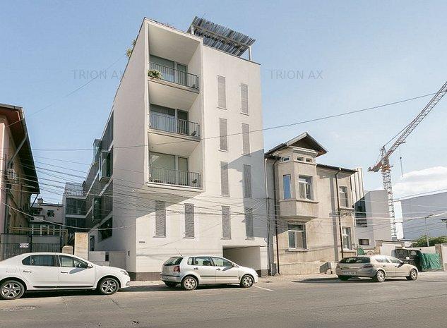 Apartament 3 camere Titulescu Banu Manta Bloc 2011 Comision 0% - imaginea 1