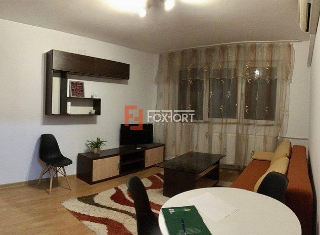 Apartament cu 3 camere, semidecomandat, de vanzare, zona Lipovei. - imaginea 1