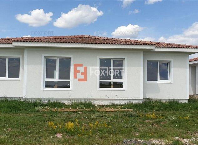 Casa tip duplex 3 camere Mosnita Noua - ID V338 - imaginea 1