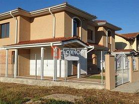 Casa de vânzare 4 camere, în Moşniţa Nouă, zona Plopi