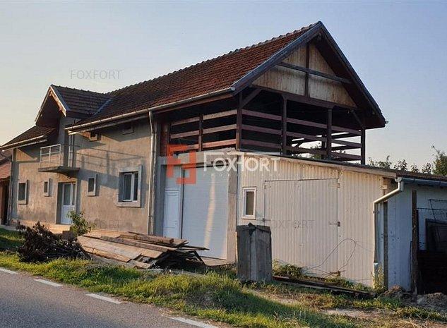 Casa Individuala 6 camere de vanzare Mosnita Noua - ID V426 - imaginea 1