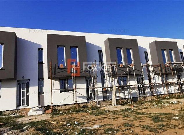 Casa cu design modern in complex rezidential-Giroc - ID V509 - imaginea 1
