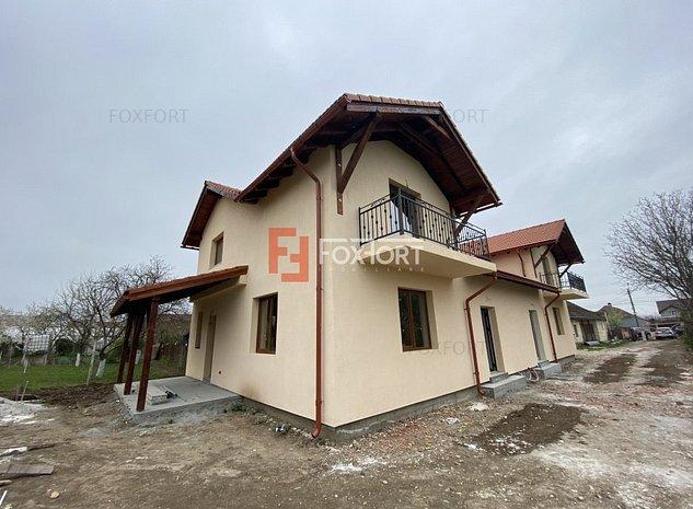 Duplex 3 camere, de vanzare, in Sanandrei. - imaginea 1