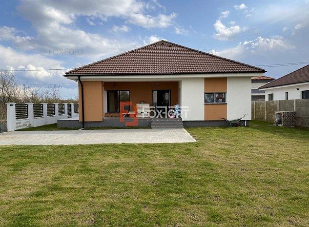 Casa individuala, cu 6 camere, de vanzare in Sacalaz. - imaginea 1