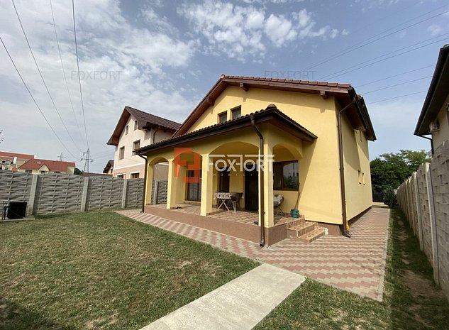 Casa individuala cu 6 camere, de vanzare in Timisoara. - imaginea 1