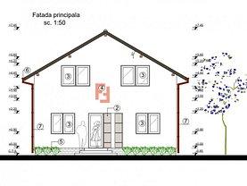 Casa de vânzare 5 camere, în Moşniţa Veche, zona Central