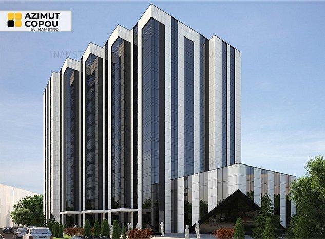 Apartament de 70,55 mp și priveliște panoramică în Copou - imaginea 1