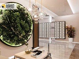 Penthouse de vânzare 4 camere, în Iaşi, zona Copou