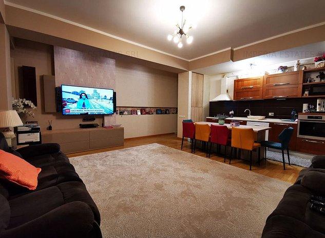 Apartament mobilat, cu 1 loc parcare si boxa, langa Lidl - imaginea 1