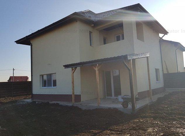 Casa de vanzare Domnesti , proprietar , 5 camere , 3 bai - imaginea 1