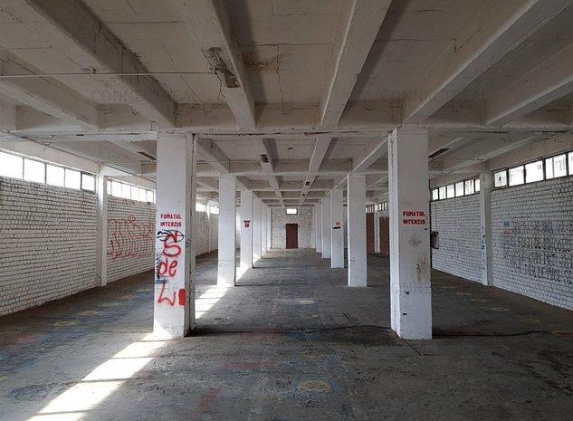 Militari - Lujerului, spatii industriale pentru depozitare - imaginea 1