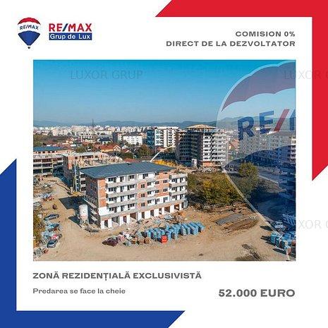Apartament 2 camere NOU | Complet finisat | 2020 | COMISION 0% - imaginea 1