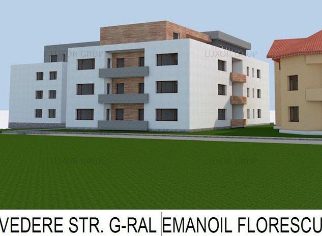 Apartament 1 camera | zona Ostroveni - imaginea 1