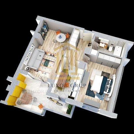 Apartament 2 camere | Veranda Residence | Central - imaginea 1