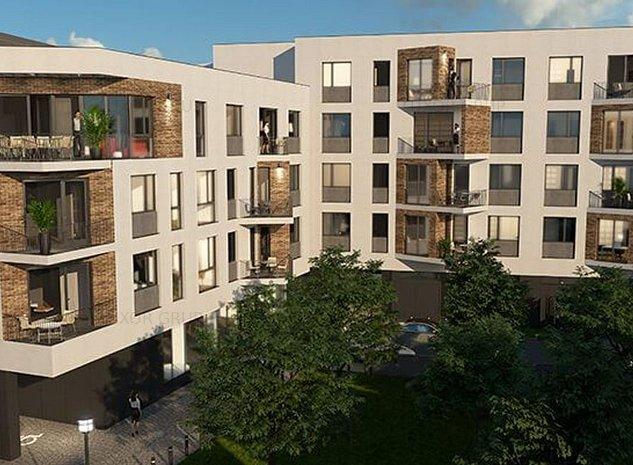 Apartament 3 camere CENTRAL | Etaj 2| Direct dezvoltator - Comision 0% - imaginea 1