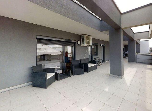 Penthouse nou | 172mp | 3 bai | Loc de parcare - imaginea 1