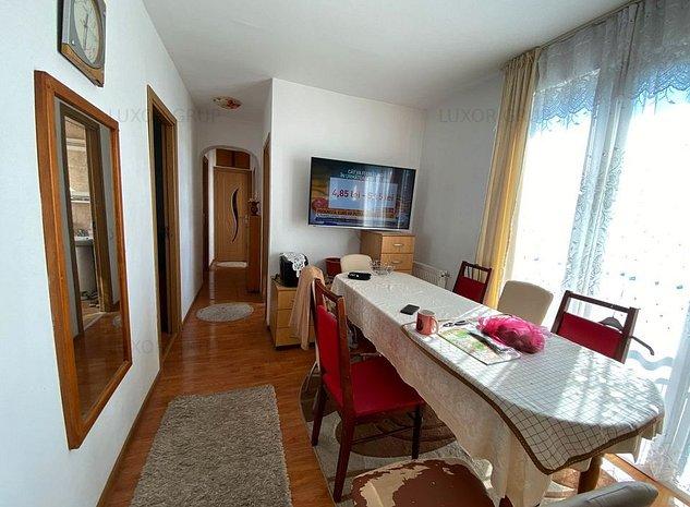 Apartament 3 camere | Dambul Rotund | 54 mp - imaginea 1