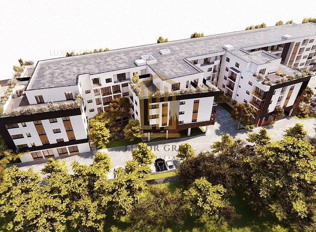 0% Comision | Apartament 2 camere | Decomandat | Zona Turnisor - imaginea 1