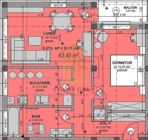 Comision 0% | Apartament 2 camere | Direct Dezvoltator - imaginea 1