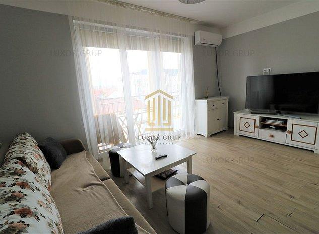 Apartament 2 camere I zona Lazaret I 48 mp utili + 8 mp balconul - imaginea 1