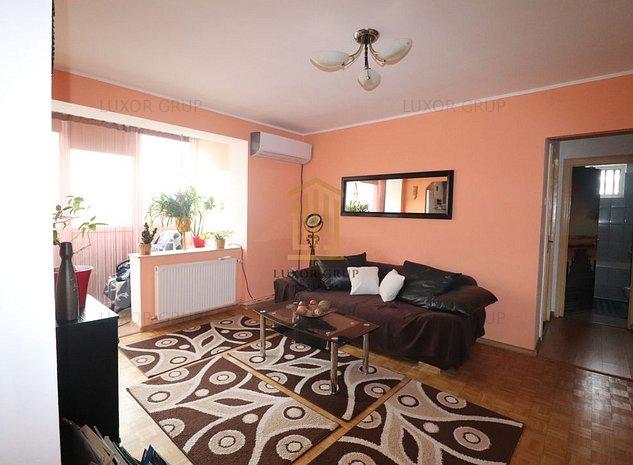 Apartament 2 camere | 60 mp | zona Terezian - imaginea 1