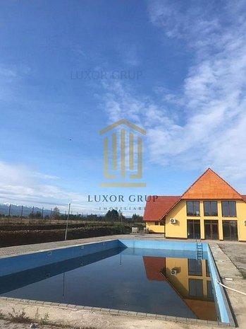 BLAC FRIDAY | Hotel / Pensiune de vanzare 3 camere in jurul Sibiului - imaginea 1