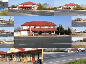Vânzare teren investiţii în Posta Calnau