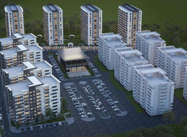 Soho Brasov - Apartament 2 camere - imaginea 1