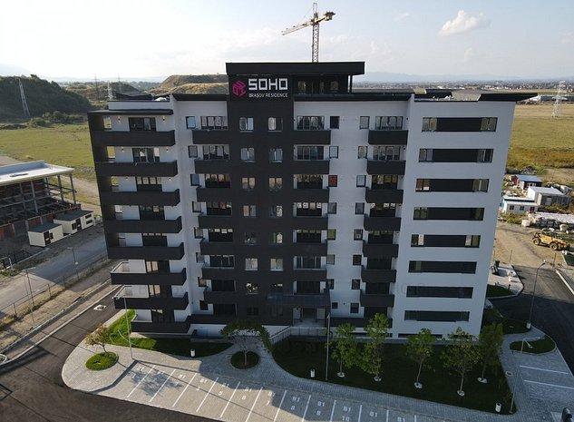 Apartament 2 camere cu 2 balcoane, finalizare 2022, comision 0%, concept modern! - imaginea 1