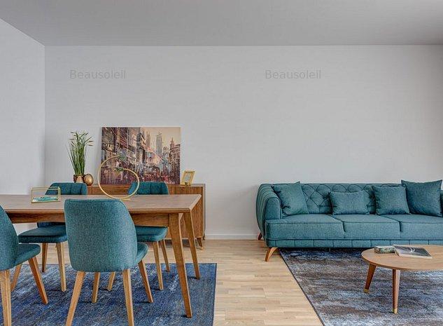 Nordis Residence - Privighetorilor - Apartament 3 camere - imaginea 1