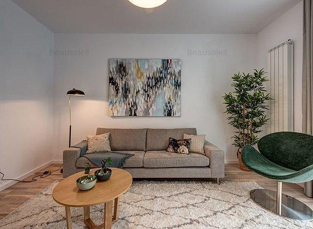 Nordis Residence - Privighetorilor - Apartament 4 camere, etaj 4/7, Acte GATA! - imaginea 1