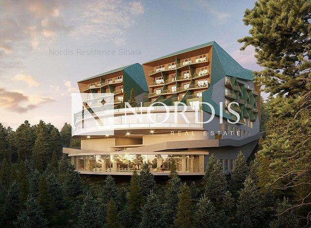Direct Dezvoltator - Nordis Sinaia - Hotel 5 Stele - imaginea 1