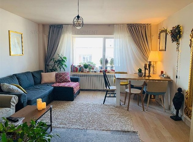 Vanzare apartament 3 camere ULTRALUX Octavian Goga - imaginea 1