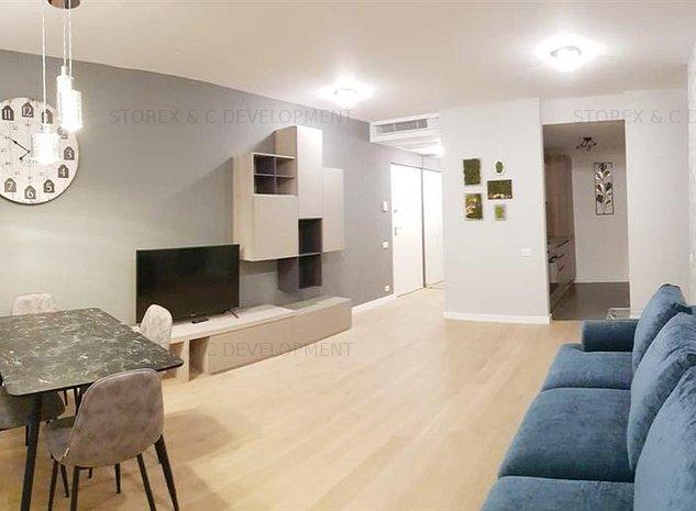 Inchiriere apartament 2 camere ONE Herastrau Plaza Cu terasa - imaginea 1